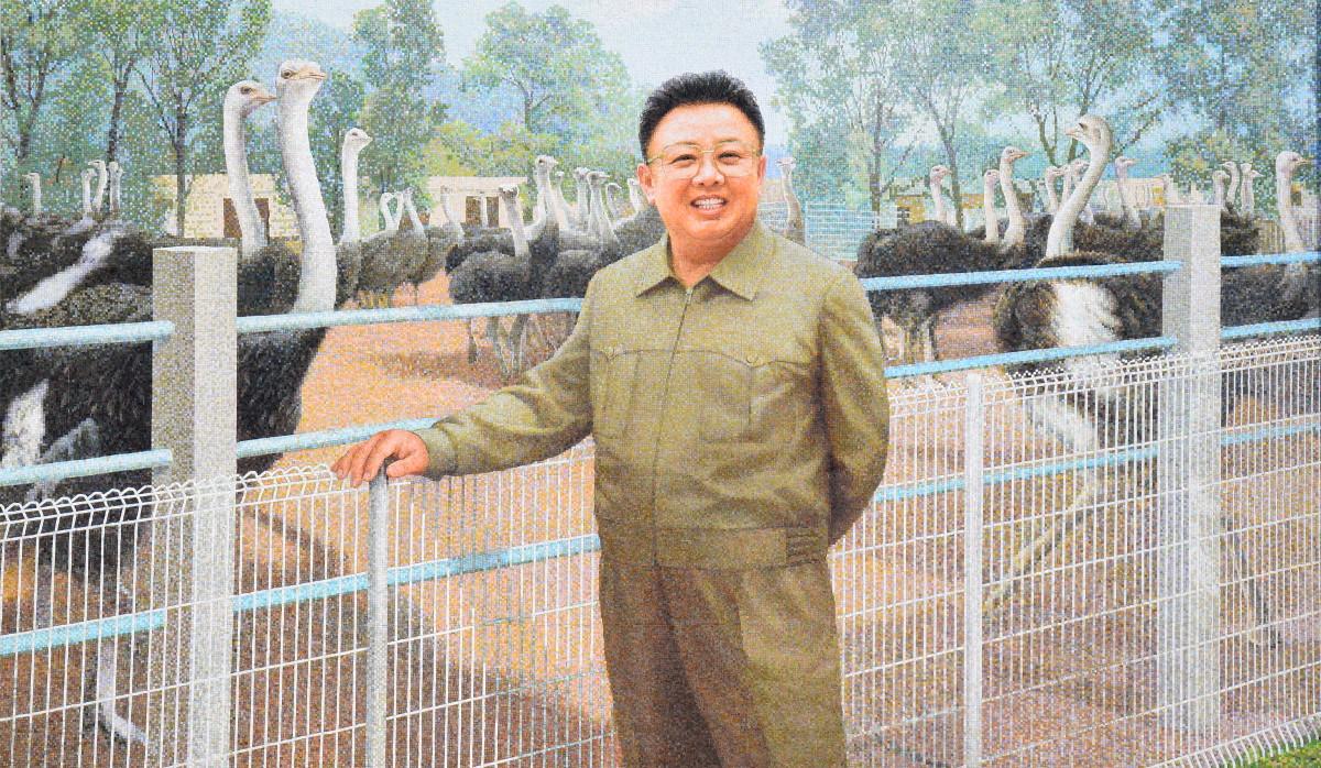 kim-bij-de-struisvogels