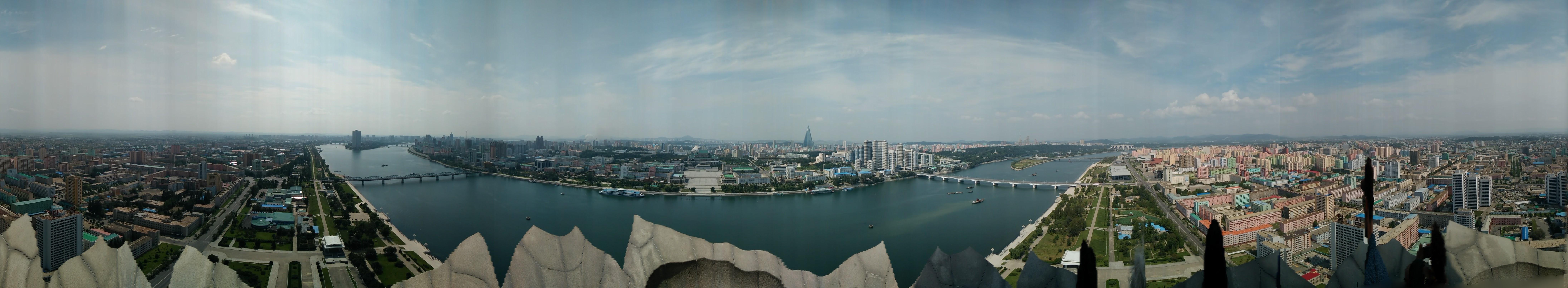 pyongyang 3d
